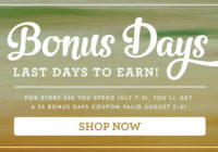Bonus Days Ending Soon, Jen Rose Creation, Stampin' Up!, Jennifer Sturgill, StampinUp