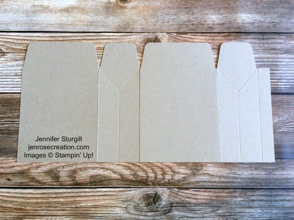 Gift Bag Step 7, Jen Rose Creation, Stampin' Up!, Jennifer Sturgill, StampinUp