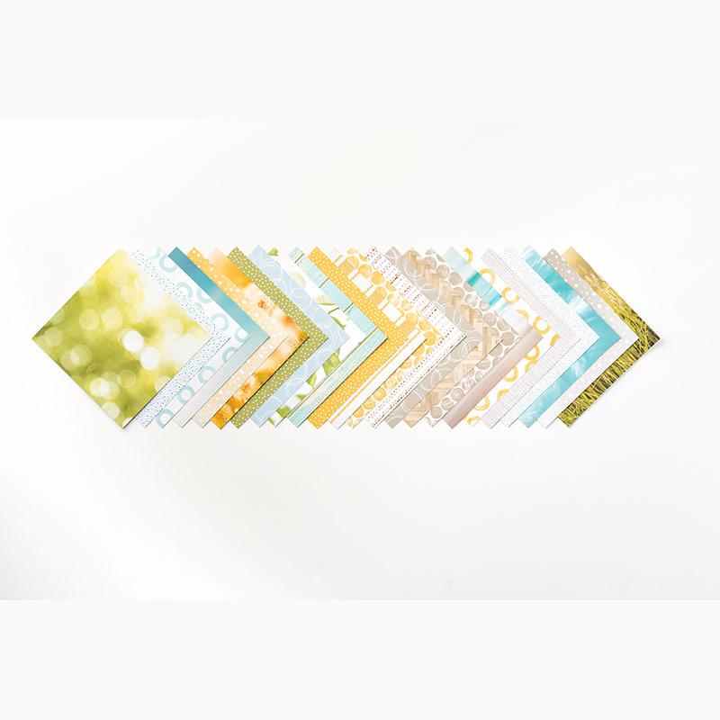 Serene Scenery Designer Series Paper Stack, Jen Rose Creation, Stampin' Up!, Jennifer Sturgill, DSP, Serene Scenery Suite, StampinUp