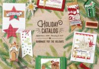 Holiday Catalog, Stampin' Up!, Jen Rose Creation, Jennifer Sturgill, Christmas