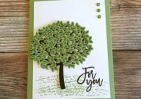 Thoughtful Branches, Jen Rose Creation, Stampin' Up!, Jennifer Sturgill, Beautiful Branches, Bundle, StampinUp